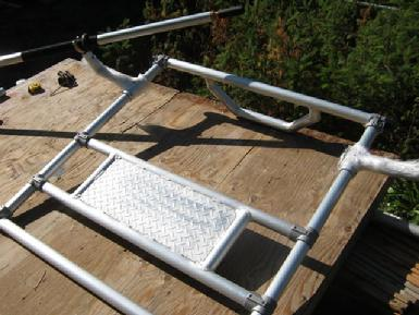 Small Raft Frame